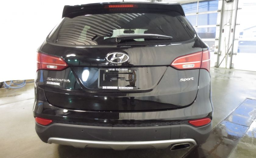 2014 Hyundai Santa Fe Premium A/C BLUETOOTH SIEGES CHAUFFANTS FWD #5