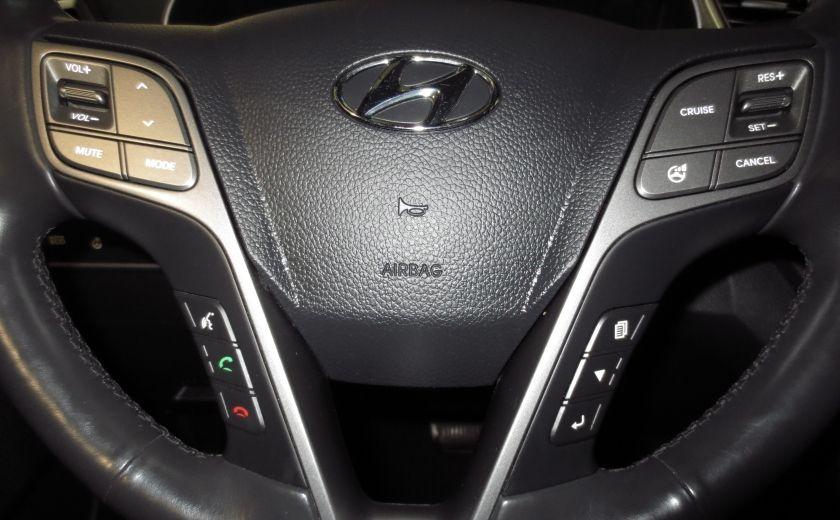 2014 Hyundai Santa Fe Premium A/C BLUETOOTH SIEGES CHAUFFANTS FWD #19