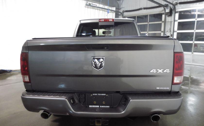 2012 Ram 1500 Sport 4WD QUAD CAB ROUES 20'' COUVERT DE BOITE #5