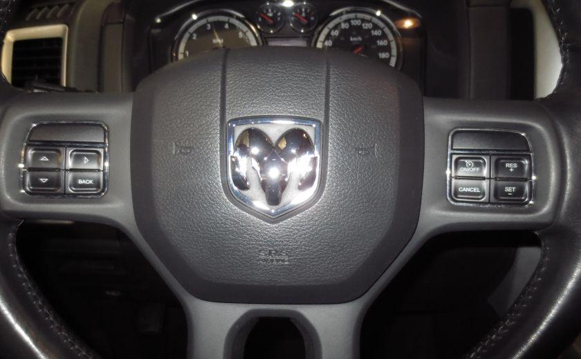 2012 Ram 1500 Sport 4WD QUAD CAB ROUES 20'' COUVERT DE BOITE #21