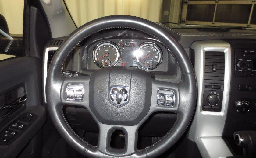 2012 Ram 1500 Sport 4WD QUAD CAB ROUES 20'' COUVERT DE BOITE #20