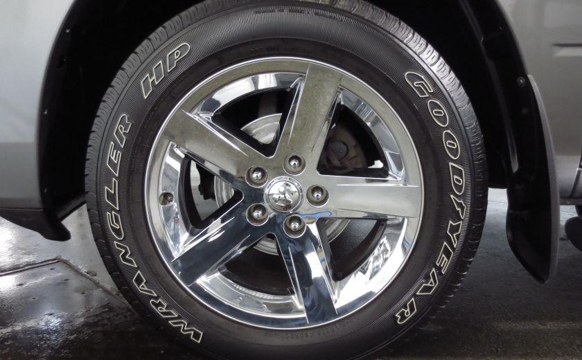 2012 Ram 1500 Sport 4WD QUAD CAB ROUES 20'' COUVERT DE BOITE #24