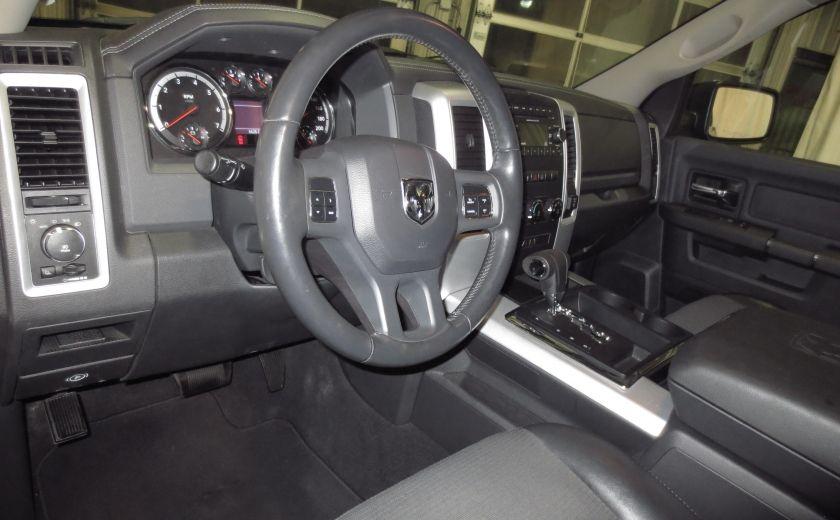 2012 Ram 1500 Sport 4WD QUAD CAB ROUES 20'' COUVERT DE BOITE #8