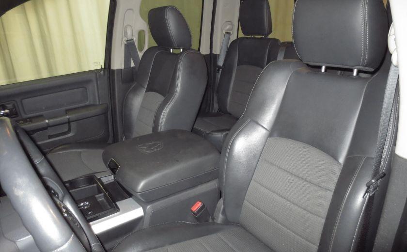2012 Ram 1500 Sport 4WD QUAD CAB ROUES 20'' COUVERT DE BOITE #10