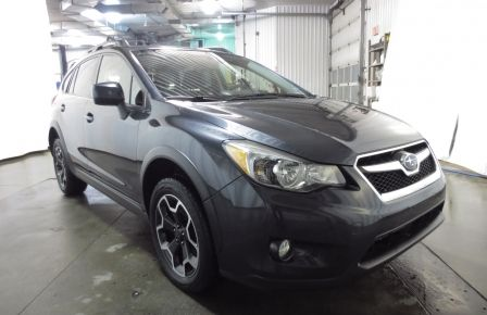 2013 Subaru XV Crosstrek SPORT AWD TOIT SIEGES CHAUFFANTS BLUETOOTH in Victoriaville