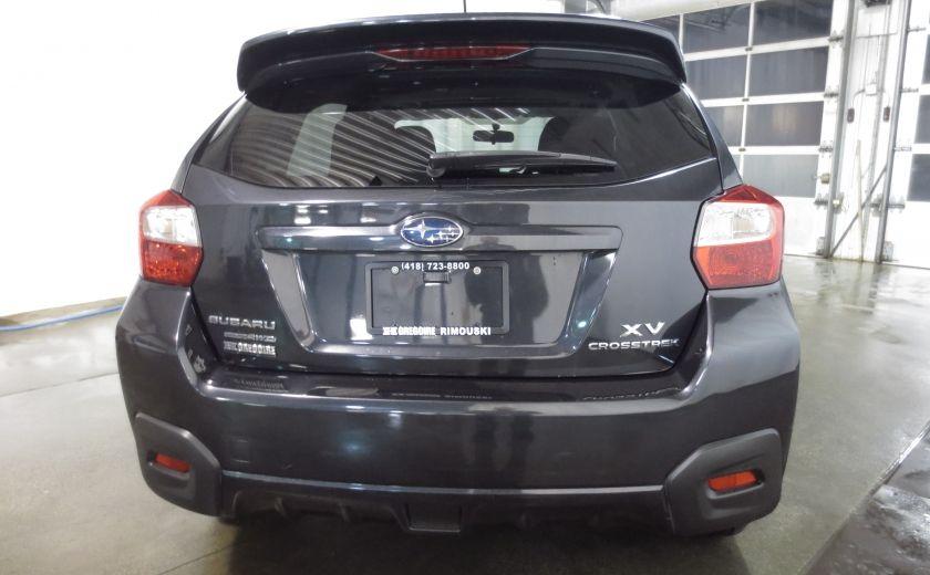 2013 Subaru XV Crosstrek SPORT AWD TOIT SIEGES CHAUFFANTS BLUETOOTH #5