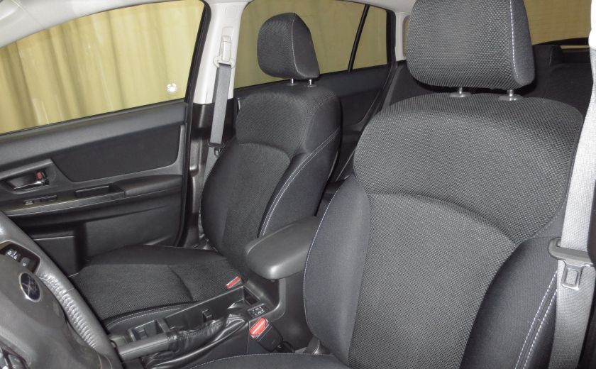 2013 Subaru XV Crosstrek SPORT AWD TOIT SIEGES CHAUFFANTS BLUETOOTH #10