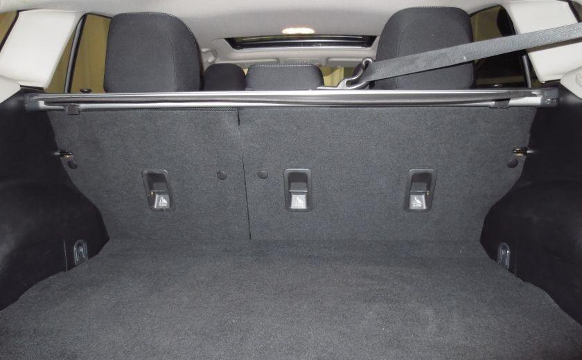2013 Subaru XV Crosstrek SPORT AWD TOIT SIEGES CHAUFFANTS BLUETOOTH #23