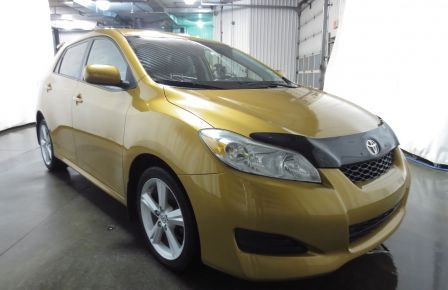 2010 Toyota Matrix XR A/C MAGS à New Richmond