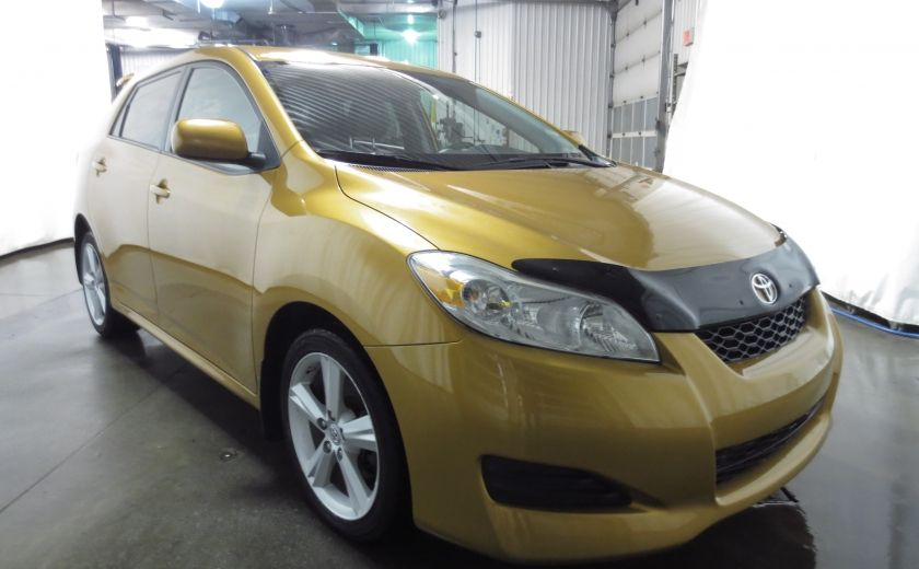 2010 Toyota Matrix XR A/C MAGS #0