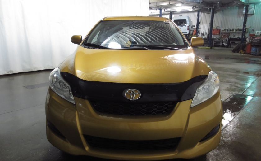 2010 Toyota Matrix XR A/C MAGS #1