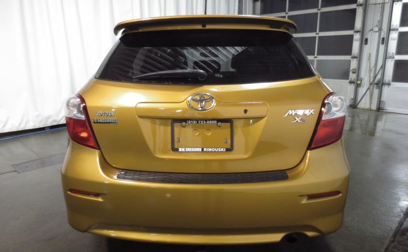 2010 Toyota Matrix XR A/C MAGS #5