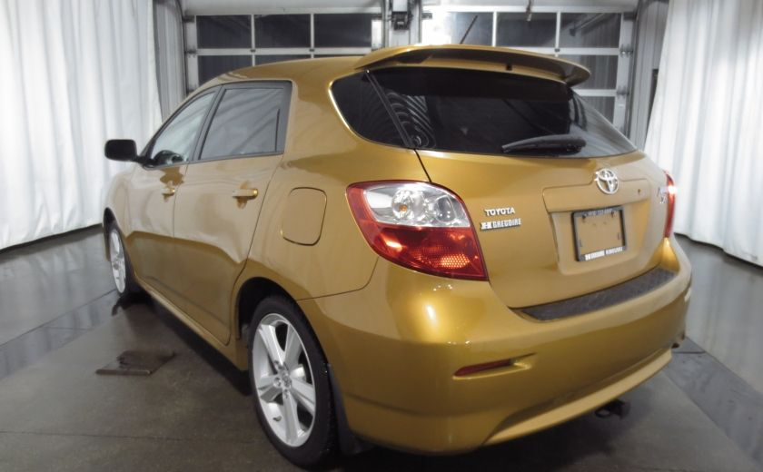 2010 Toyota Matrix XR A/C MAGS #4