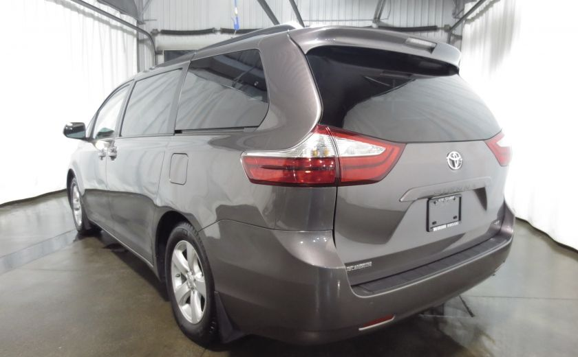 2016 Toyota Sienna LE V6 3.5L 8PASSAGERS CAMÉRA  BLUETOOTH MAGS #4