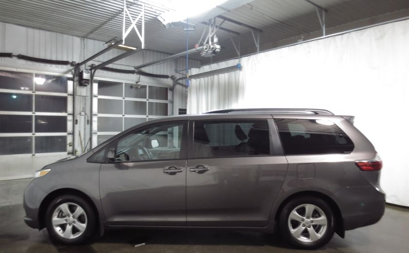 2016 Toyota Sienna LE V6 3.5L 8PASSAGERS CAMÉRA  BLUETOOTH MAGS #3