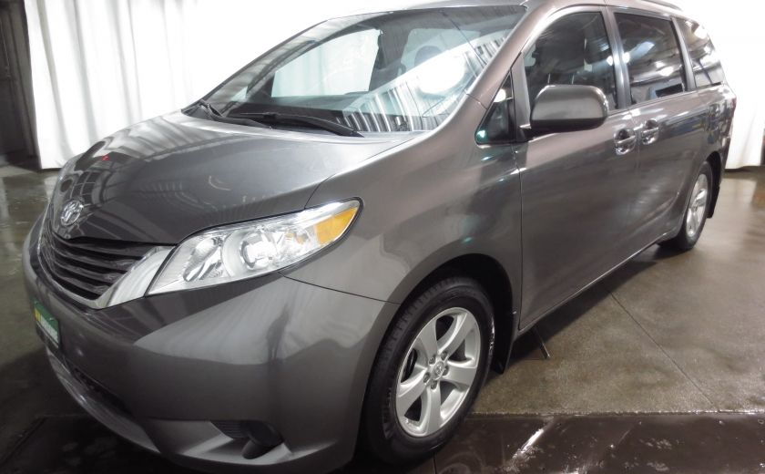 2016 Toyota Sienna LE V6 3.5L 8PASSAGERS CAMÉRA  BLUETOOTH MAGS #2
