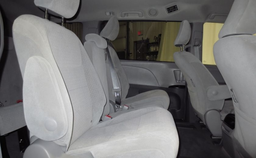 2016 Toyota Sienna LE V6 3.5L 8PASSAGERS CAMÉRA  BLUETOOTH MAGS #15