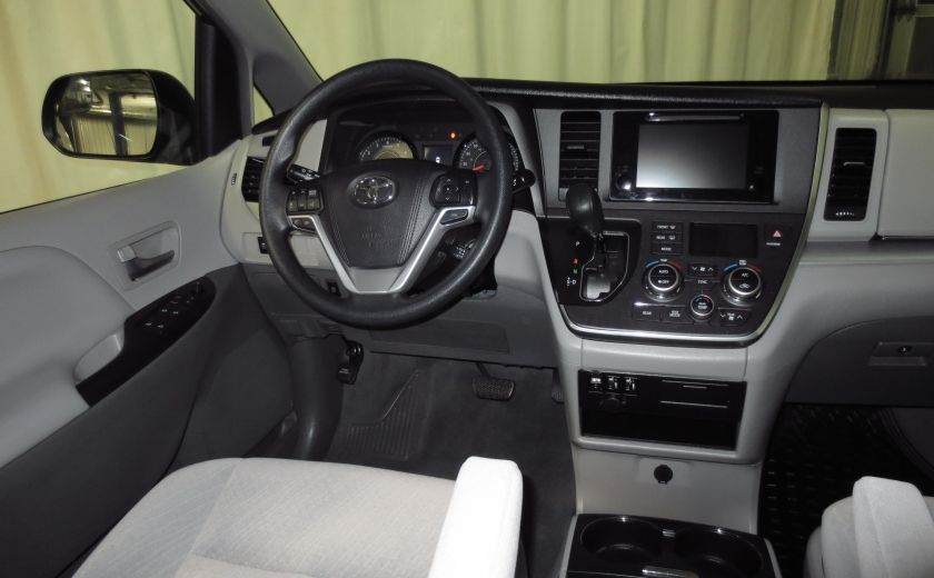 2016 Toyota Sienna LE V6 3.5L 8PASSAGERS CAMÉRA  BLUETOOTH MAGS #16