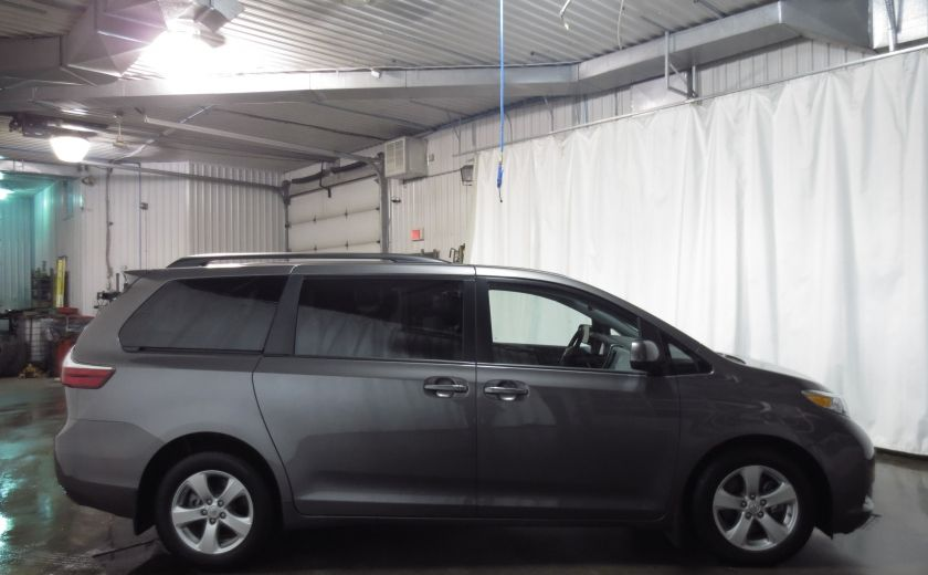 2016 Toyota Sienna LE V6 3.5L 8PASSAGERS CAMÉRA  BLUETOOTH MAGS #7