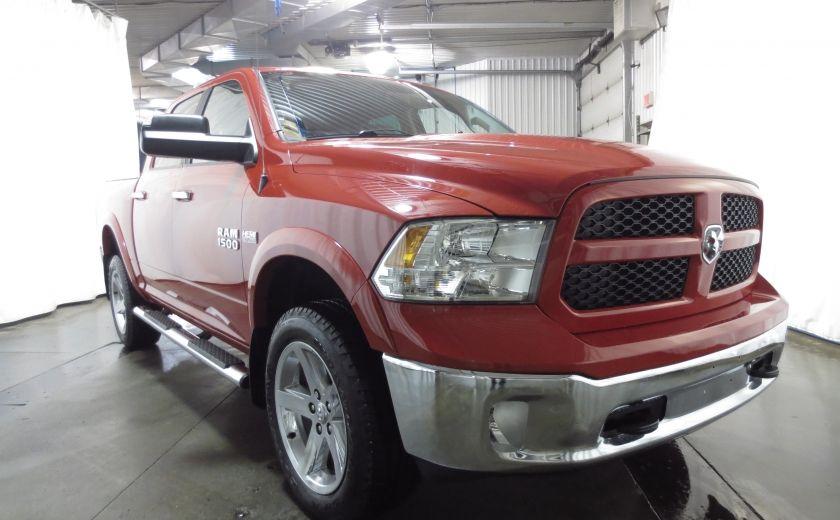 2013 Ram 1500 Outdoorsman CREW CAB 4WD NAVI BLUETOOTH ROUES 20'' #0