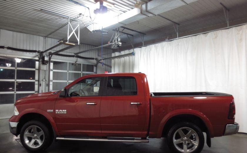 2013 Ram 1500 Outdoorsman CREW CAB 4WD NAVI BLUETOOTH ROUES 20'' #3