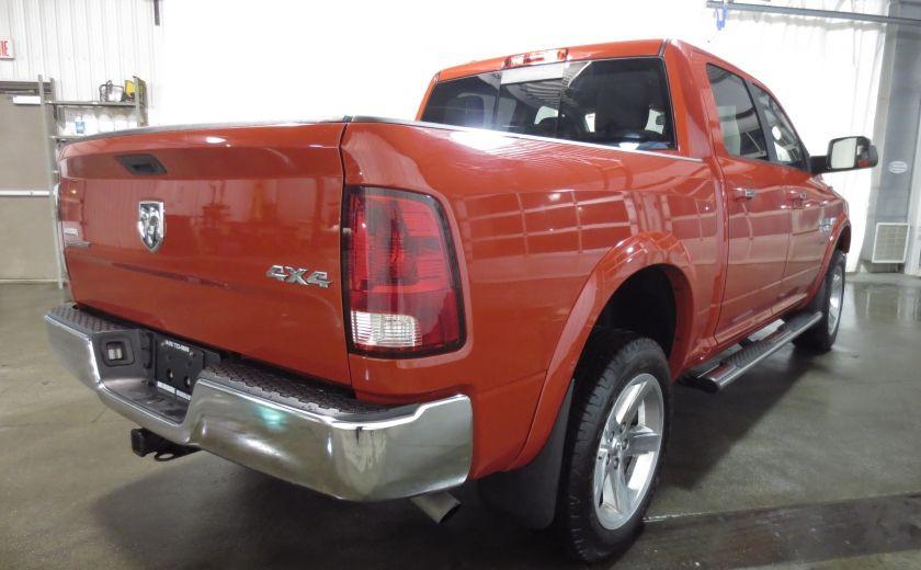 2013 Ram 1500 Outdoorsman CREW CAB 4WD NAVI BLUETOOTH ROUES 20'' #5