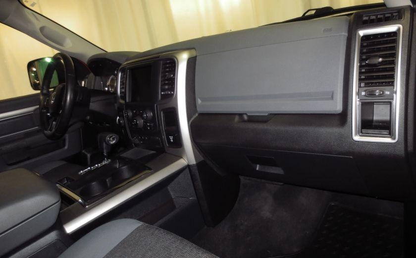 2013 Ram 1500 Outdoorsman CREW CAB 4WD NAVI BLUETOOTH ROUES 20'' #11