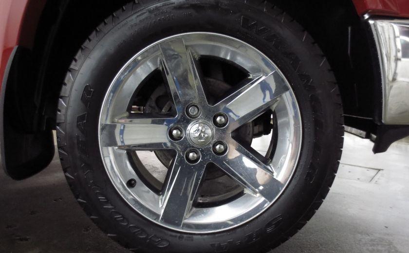 2013 Ram 1500 Outdoorsman CREW CAB 4WD NAVI BLUETOOTH ROUES 20'' #23