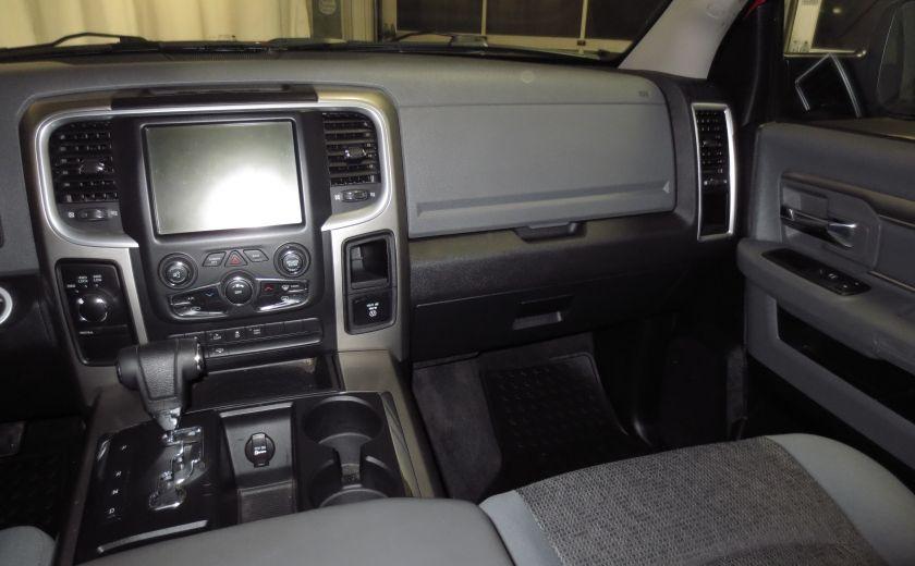 2013 Ram 1500 Outdoorsman CREW CAB 4WD NAVI BLUETOOTH ROUES 20'' #15