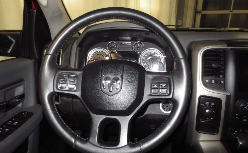 2013 Ram 1500 Outdoorsman CREW CAB 4WD NAVI BLUETOOTH ROUES 20'' #17