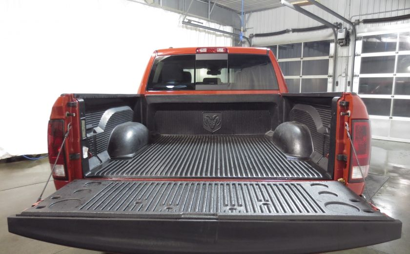 2013 Ram 1500 Outdoorsman CREW CAB 4WD NAVI BLUETOOTH ROUES 20'' #21