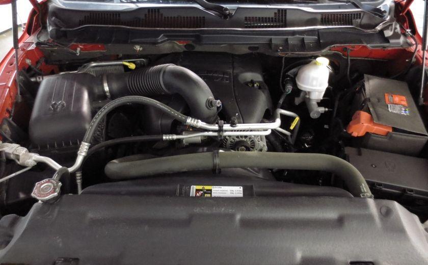 2013 Ram 1500 Outdoorsman CREW CAB 4WD NAVI BLUETOOTH ROUES 20'' #22