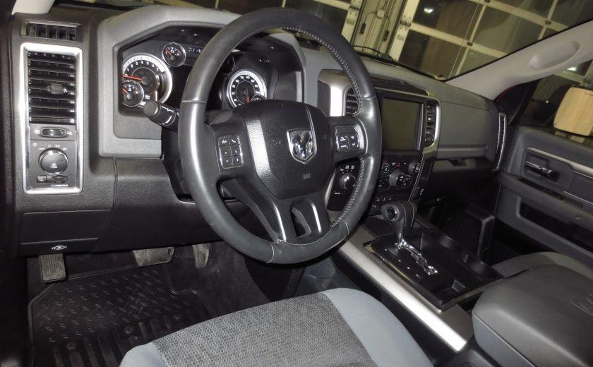 2013 Ram 1500 Outdoorsman CREW CAB 4WD NAVI BLUETOOTH ROUES 20'' #7