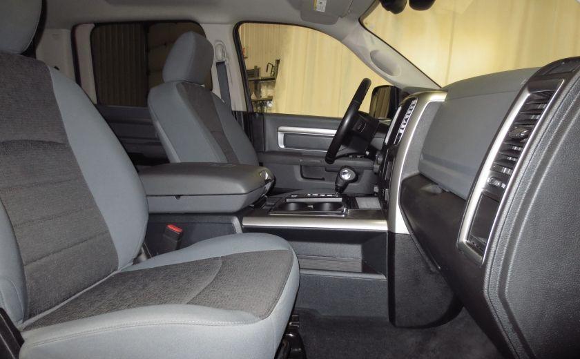 2013 Ram 1500 Outdoorsman CREW CAB 4WD NAVI BLUETOOTH ROUES 20'' #12