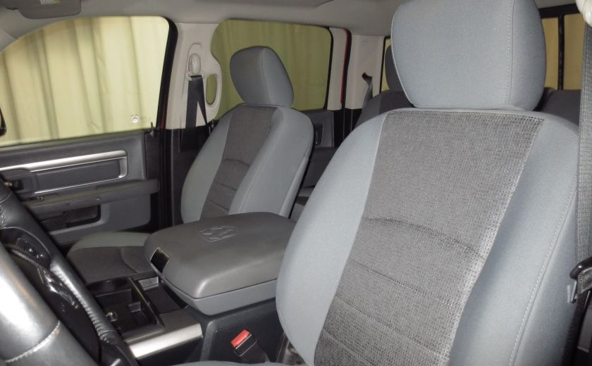 2013 Ram 1500 Outdoorsman CREW CAB 4WD NAVI BLUETOOTH ROUES 20'' #9