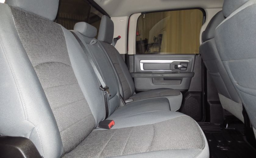 2013 Ram 1500 Outdoorsman CREW CAB 4WD NAVI BLUETOOTH ROUES 20'' #13
