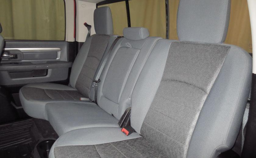 2013 Ram 1500 Outdoorsman CREW CAB 4WD NAVI BLUETOOTH ROUES 20'' #10