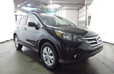 2013 Honda CRV EX-L AWD CUIR TOIT CAMÉRA BLUETOOTH in New Richmond