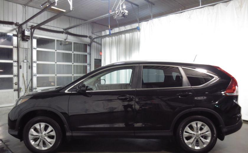 2013 Honda CRV EX-L AWD CUIR TOIT CAMÉRA BLUETOOTH #3