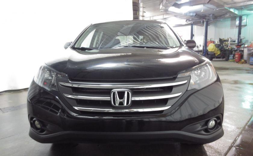 2013 Honda CRV EX-L AWD CUIR TOIT CAMÉRA BLUETOOTH #1