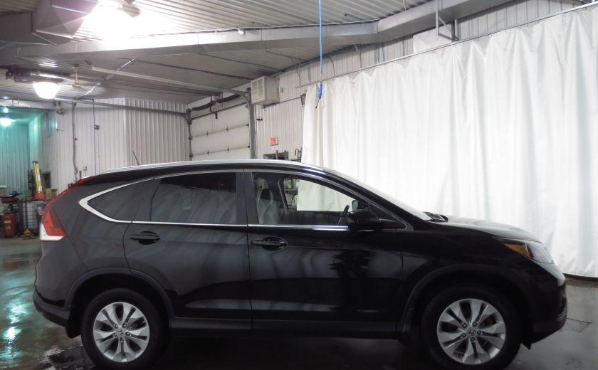 2013 Honda CRV EX-L AWD CUIR TOIT CAMÉRA BLUETOOTH #7