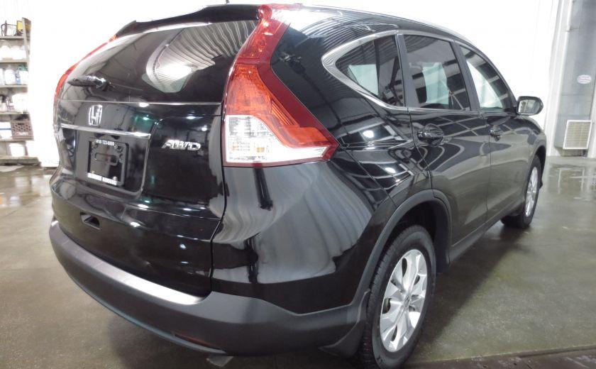 2013 Honda CRV EX-L AWD CUIR TOIT CAMÉRA BLUETOOTH #6