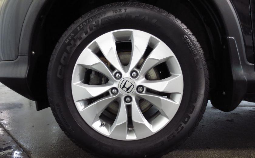 2013 Honda CRV EX-L AWD CUIR TOIT CAMÉRA BLUETOOTH #27