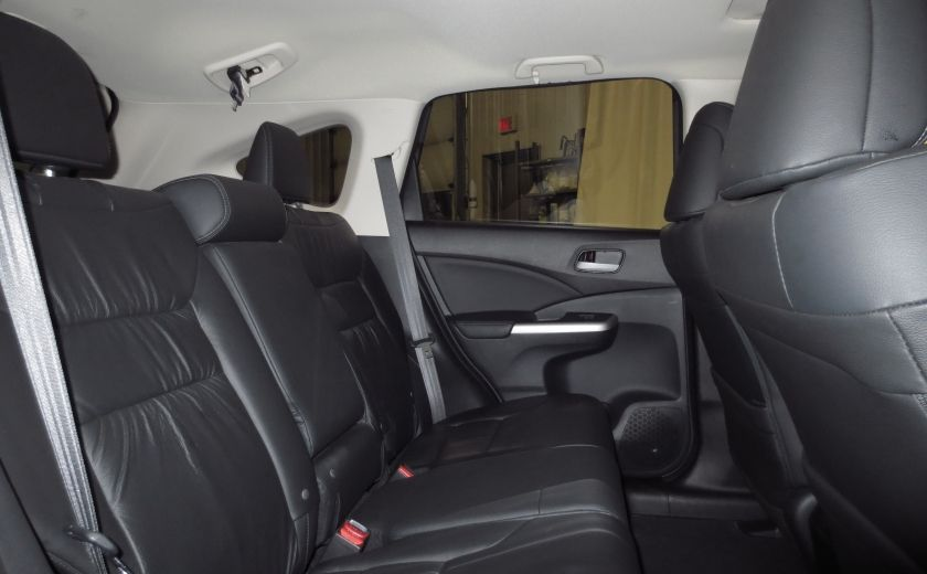 2013 Honda CRV EX-L AWD CUIR TOIT CAMÉRA BLUETOOTH #14