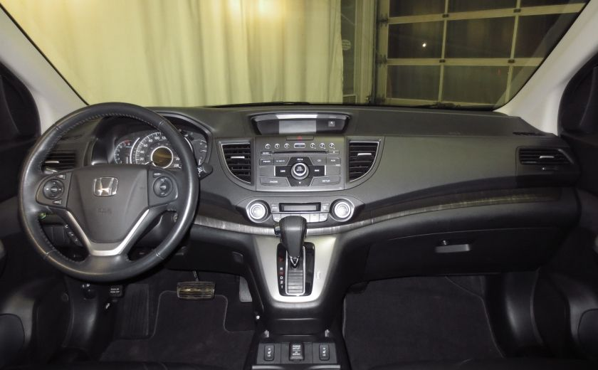 2013 Honda CRV EX-L AWD CUIR TOIT CAMÉRA BLUETOOTH #17