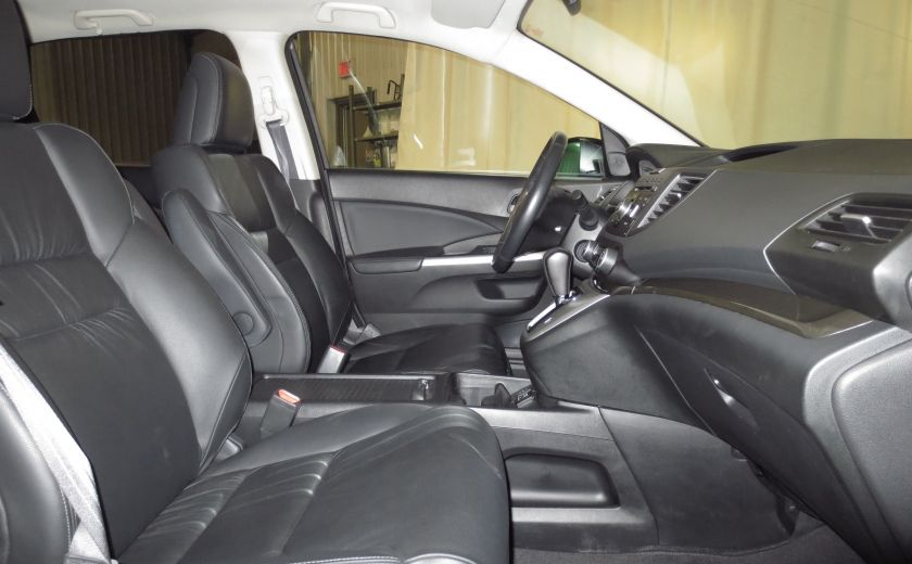 2013 Honda CRV EX-L AWD CUIR TOIT CAMÉRA BLUETOOTH #13