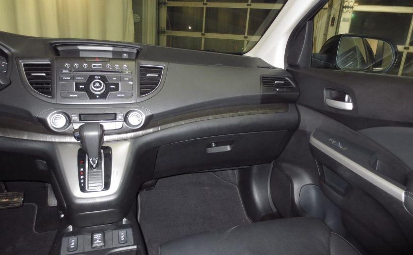 2013 Honda CRV EX-L AWD CUIR TOIT CAMÉRA BLUETOOTH #16