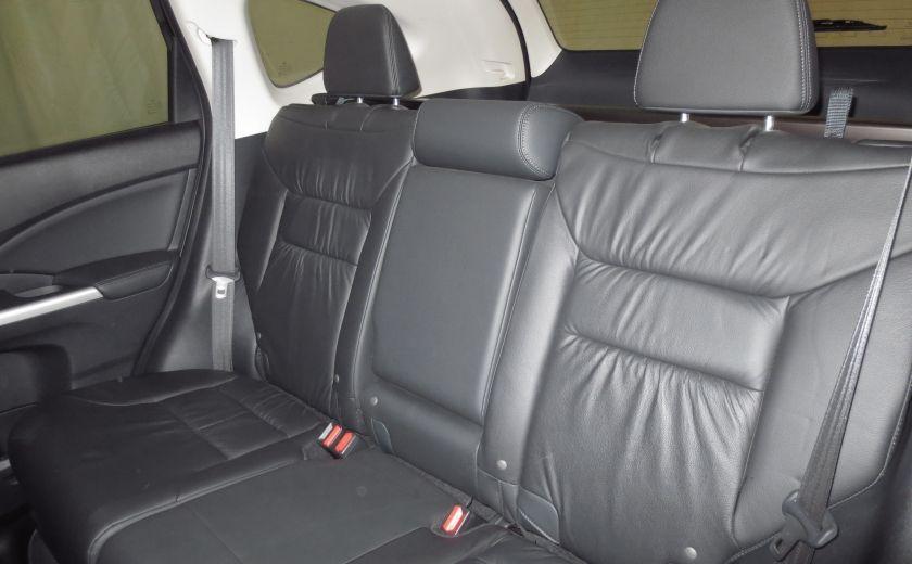2013 Honda CRV EX-L AWD CUIR TOIT CAMÉRA BLUETOOTH #11