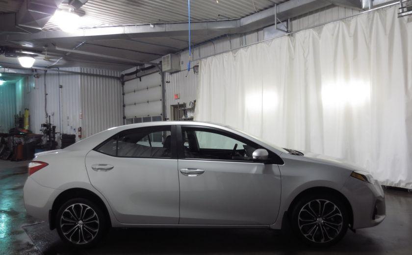 2016 Toyota Corolla S AUTO TOIT  CAMÉRA SIEGES CHAUFFANTS BLUETOOTH #7