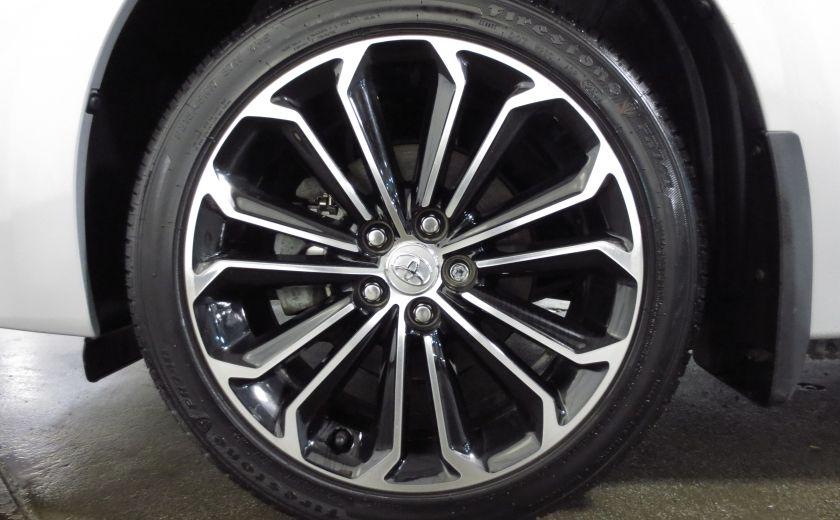 2016 Toyota Corolla S AUTO TOIT  CAMÉRA SIEGES CHAUFFANTS BLUETOOTH #27